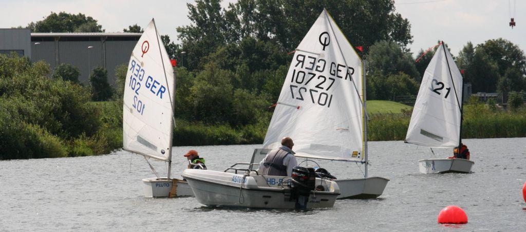 WVH Opti-C Regatta / 24.08.2008